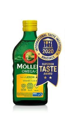 Möller's Aceite mejor sabor