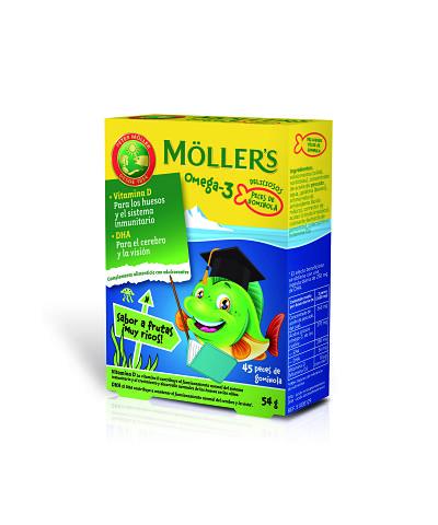 Mollers Peces Gominola