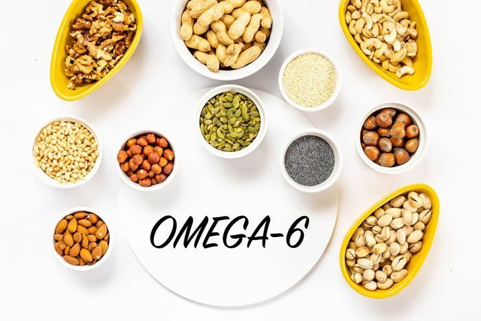 Fuentes de omega-6 en nuestra alimentación